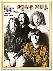Обложка Rolling Stone с интревью Фогерти (1970)